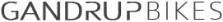 Gandrup Bikes Logo